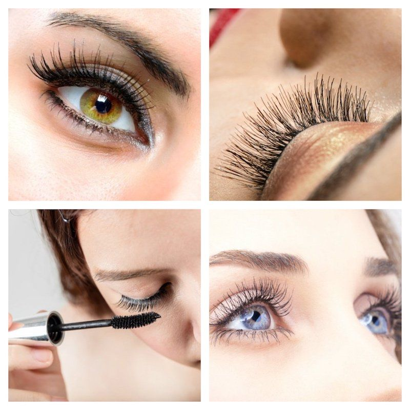 How to develop longer and thicker eyelashes with images