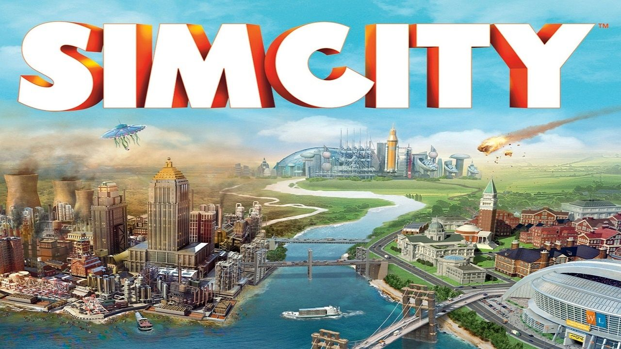 Simcity 5 (2013) скачать торрент бесплатно на компьютер.