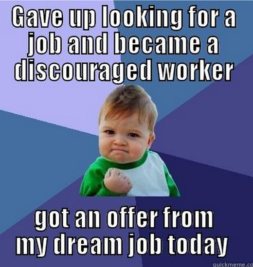 Great Job Success Meme
