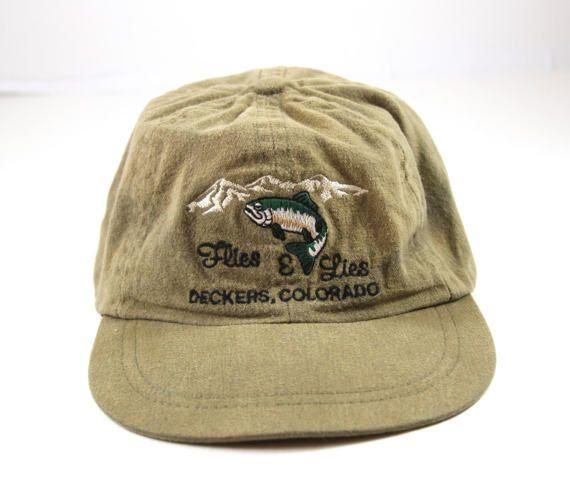 Flies  amp  Lies Colorado Floppy Dad Hat    Low Profile by LoveBuzzCo  17  Follow a56fcab68795