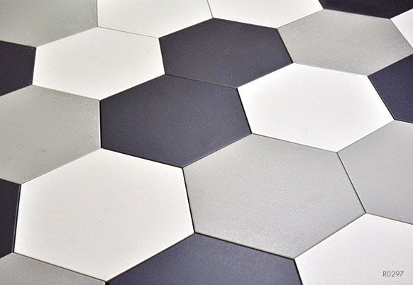 Akdo Heritage Hexagon Tile 10 Large Porcelain Hex Field Blog European Marble And Granite Salt Lake City Utah