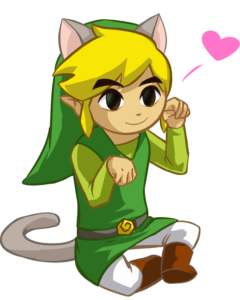 Toon Link Sullypwnz Edition By Purrdemonium On Deviantart Cute Anime Character Legend Of Zelda Anime Characters