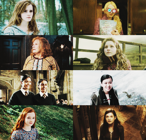 Harry Potter Female Characters Harry Potter Female Characters Harry Potter Witch Harry Potter