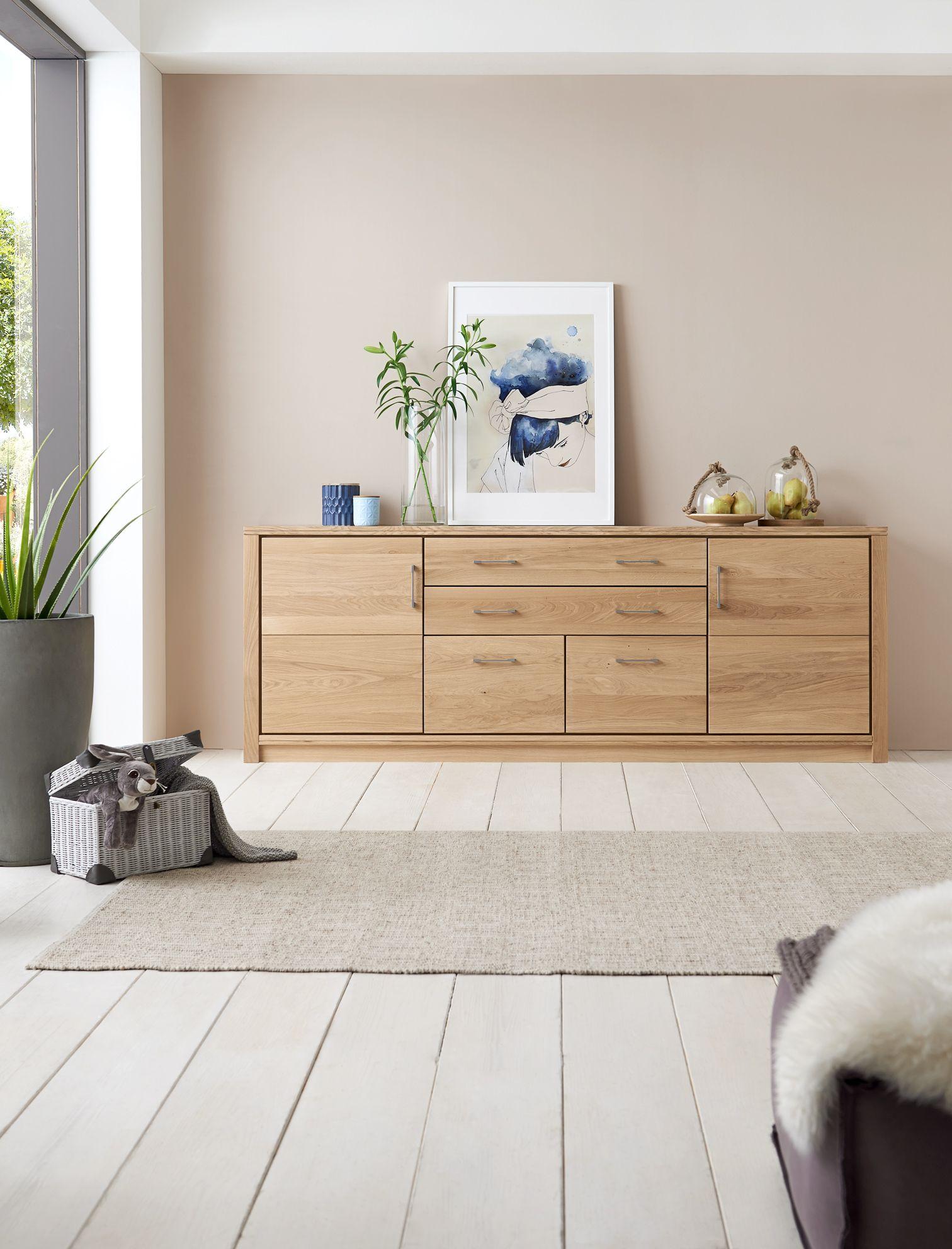 Wohnzimmer & Esszimmer aus Massivholz ganz nach Ihren ...