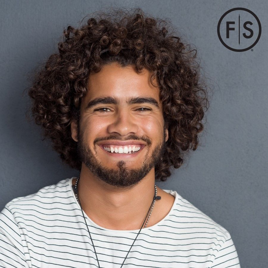 Our Favorite Haircuts for Men with Curly Hair Curly hair