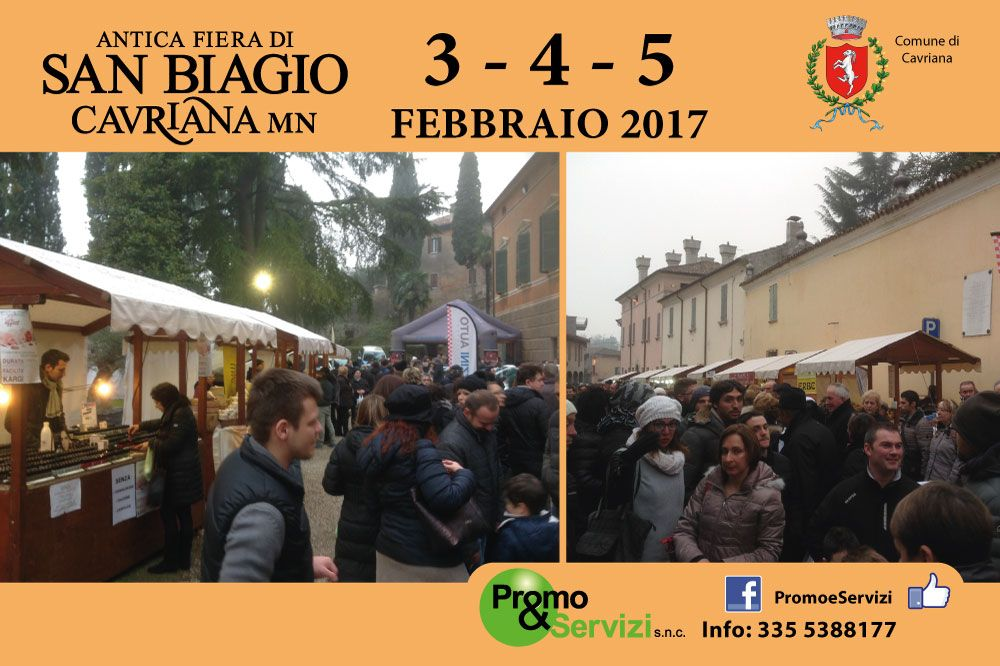 Antica Fiera di San Biagio (03 Febbraio 2017)