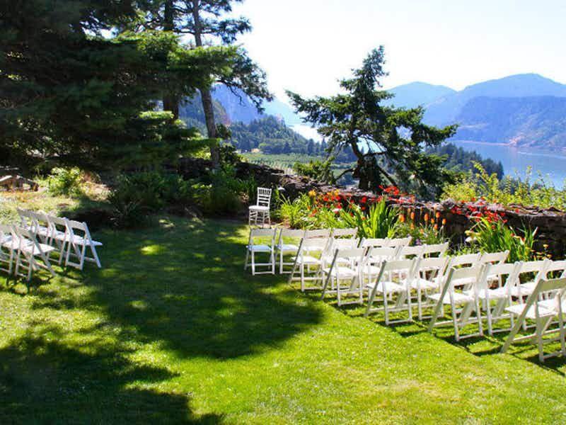 Columbia river oregon wedding venues columbia river