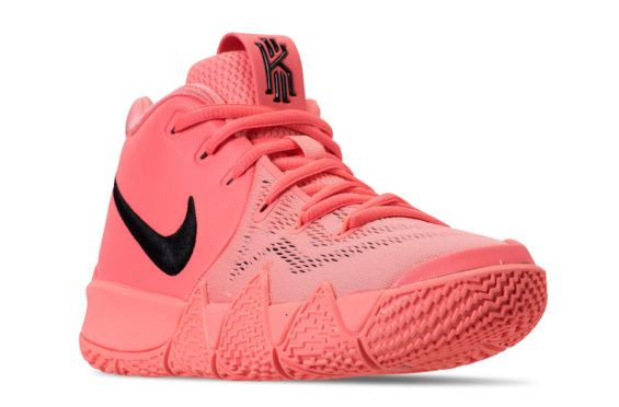 Release Date: Nike Kyrie 4 GS Atomic Pink   Curry shoes, Sneaker heads and  Sporty