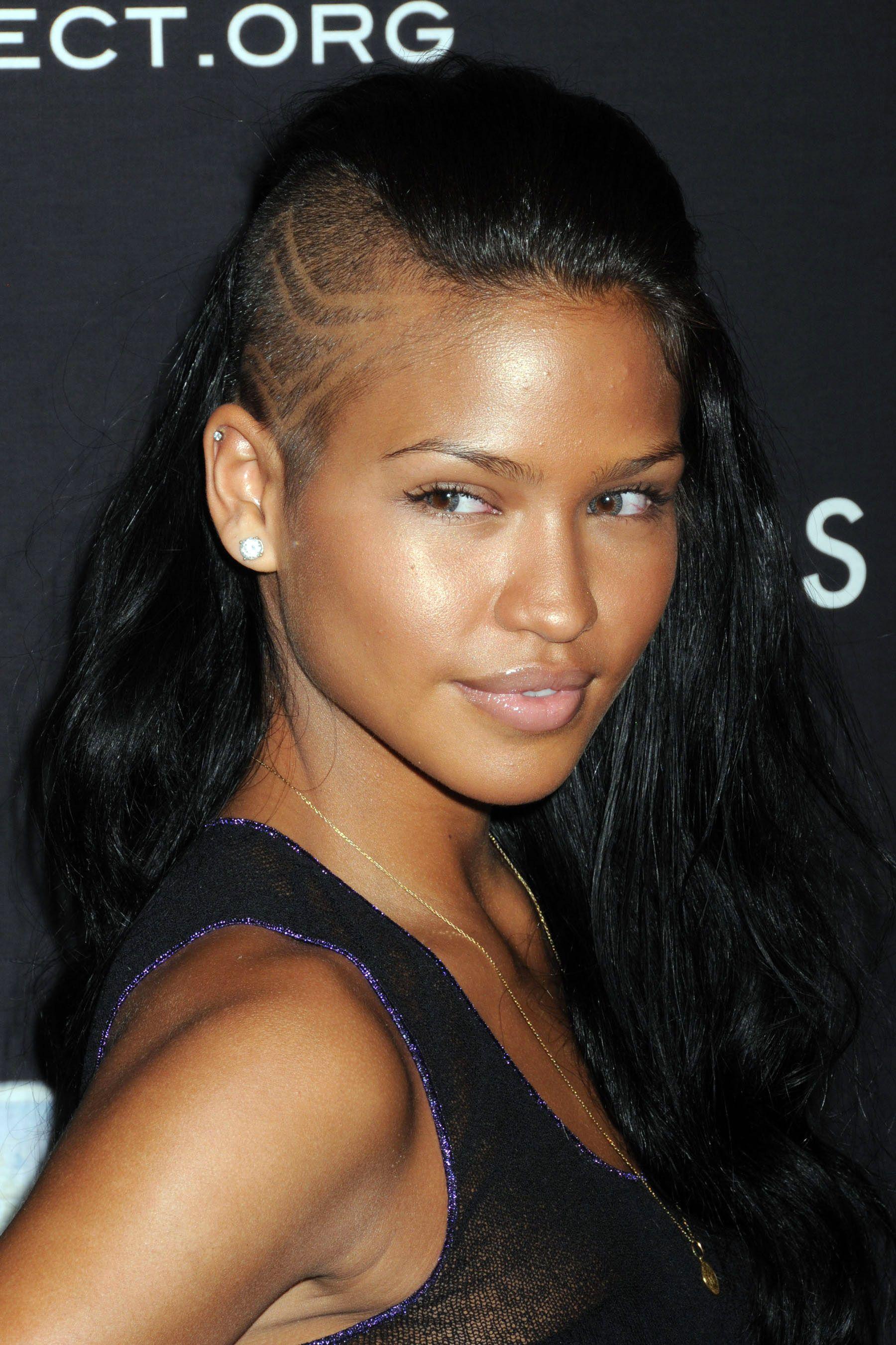 cassie undercut hairstyle designs #hair - see more hair