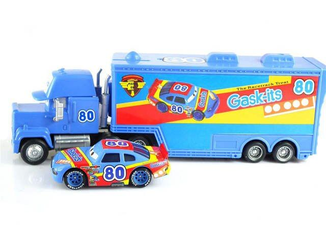 Online Shop Cars 2 GASK -ITS 80 & Uncle Mack Diecast loose ...