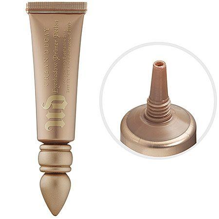 Urban Decay Eyeshadow Primer Potion Tube - Sin: Eyeshadow Base & Primer | Sephora  Apparently this specific shade is vegan