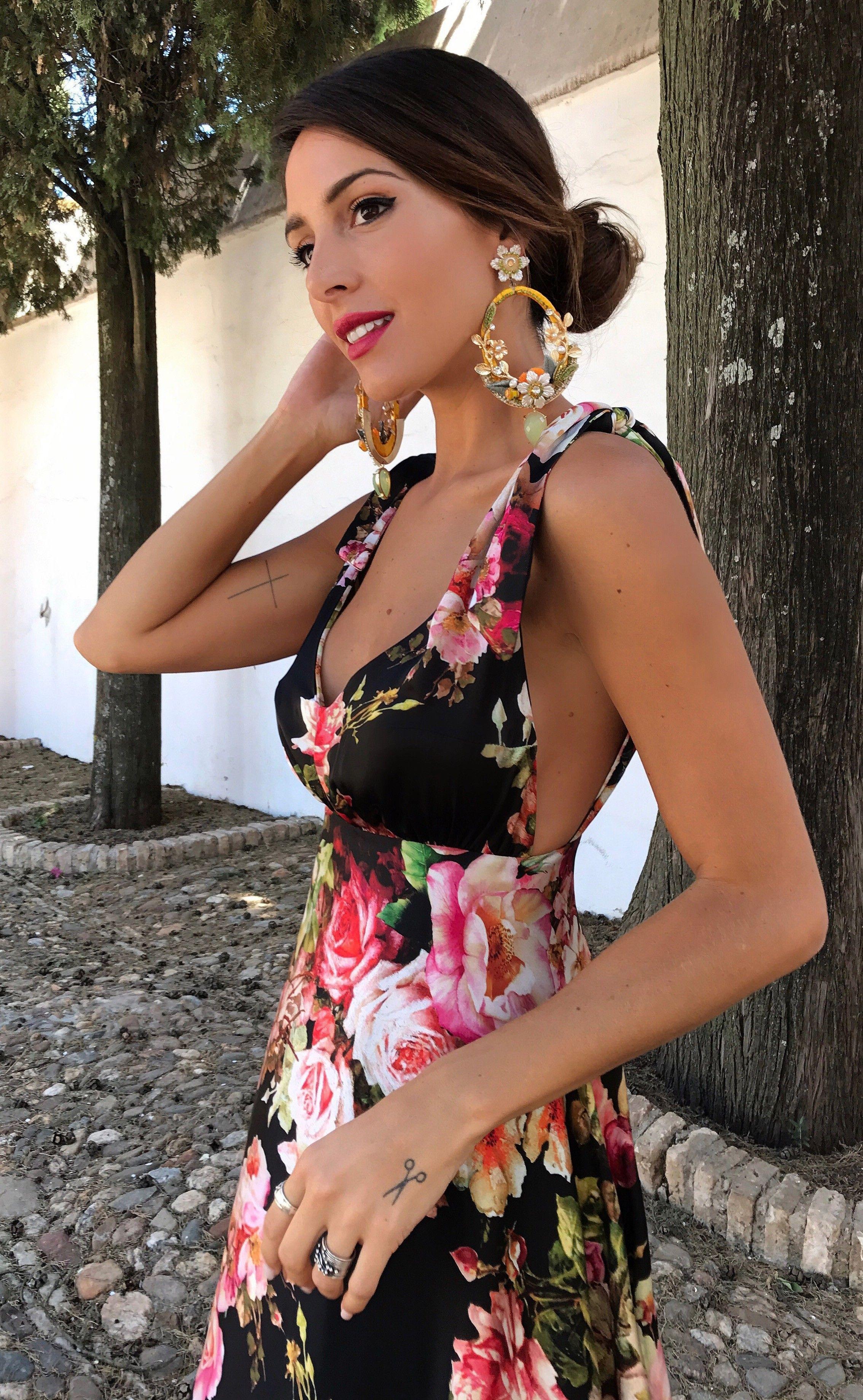 a0cec3aebf vestido-alba-egro Vestidos De Playa
