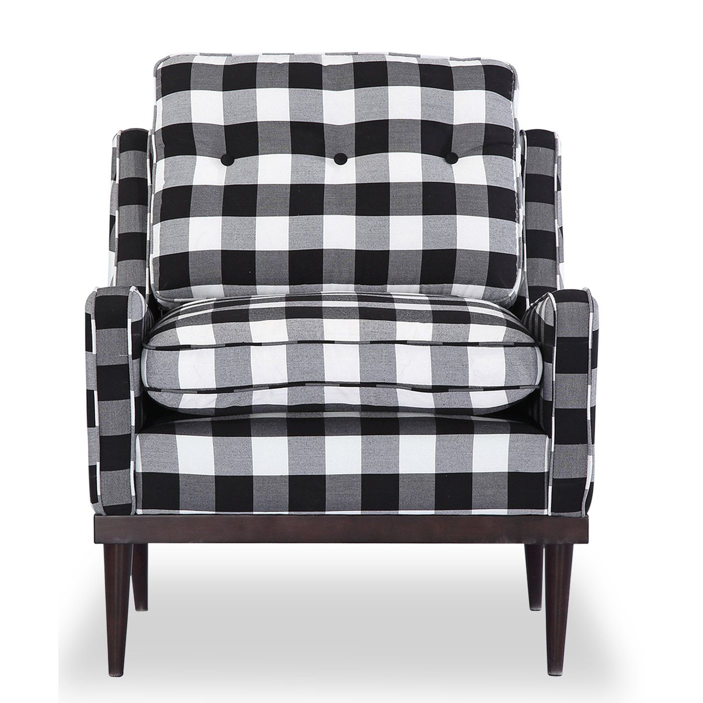 Elektra Midcentury Modern Slipper Chair