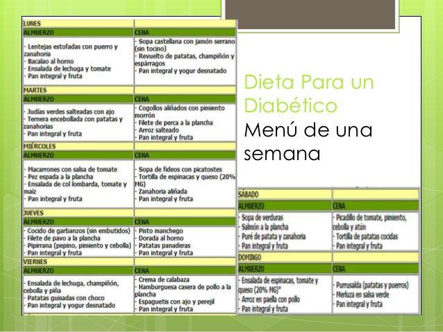 Avena Para Adelgazar | Menu para diabeticos, Alimentos