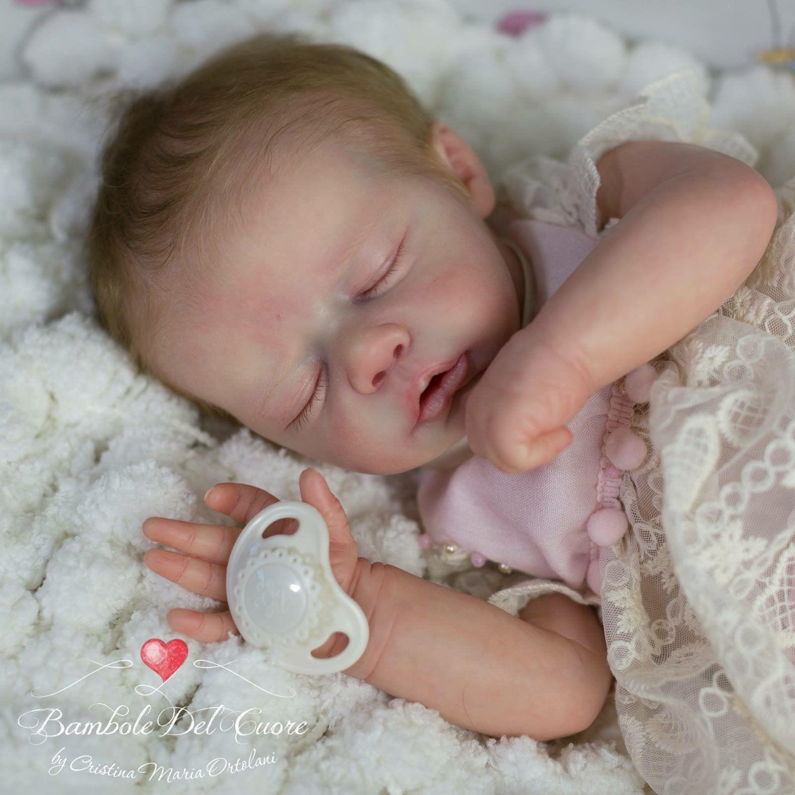 bambole del cuore reborn