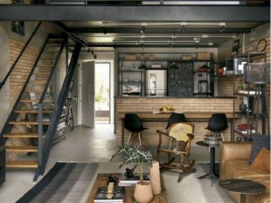 Beautiful Mezzanine Prefabricated House Models