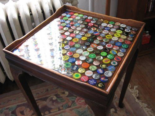 bottle cap furniture. Beer Caps Bottle Cap Furniture O
