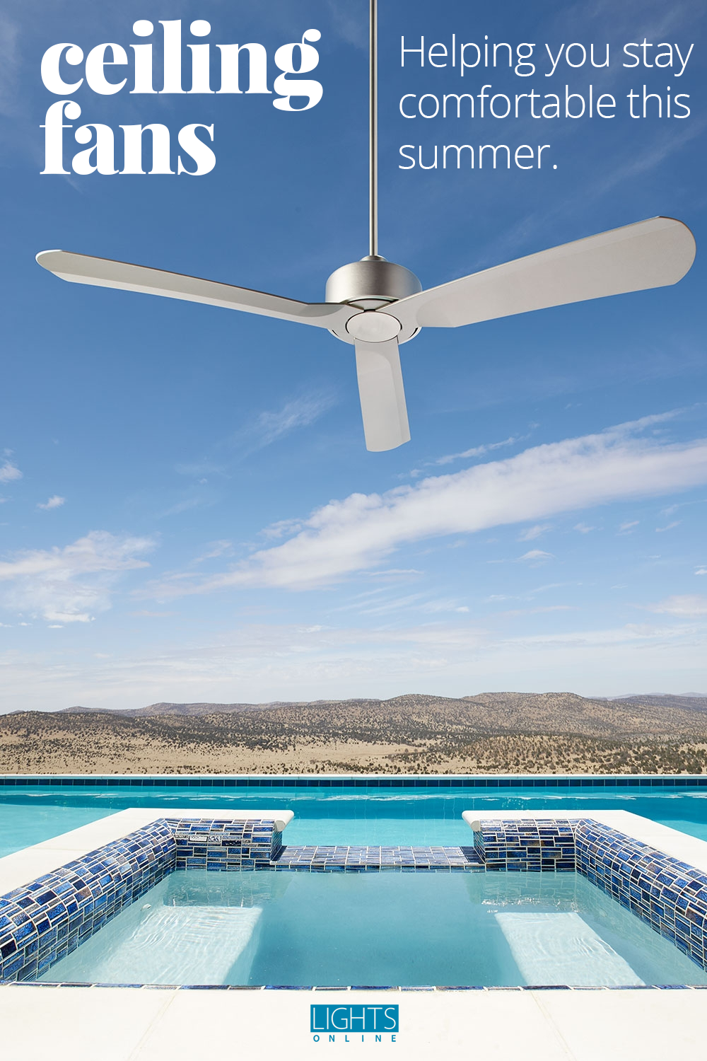 Ceiling Fans Help You Save Money On Cooling And Heating Costs Add Ambient Light And Help You Complete Your Space This Summer Add A C