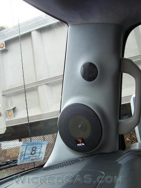 toyota fj cruiser audio upgrade