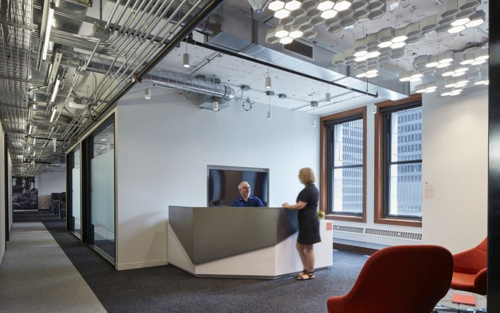 Firm Hks Architects Project Gamut Chicago Corporate Interiors Design Firms