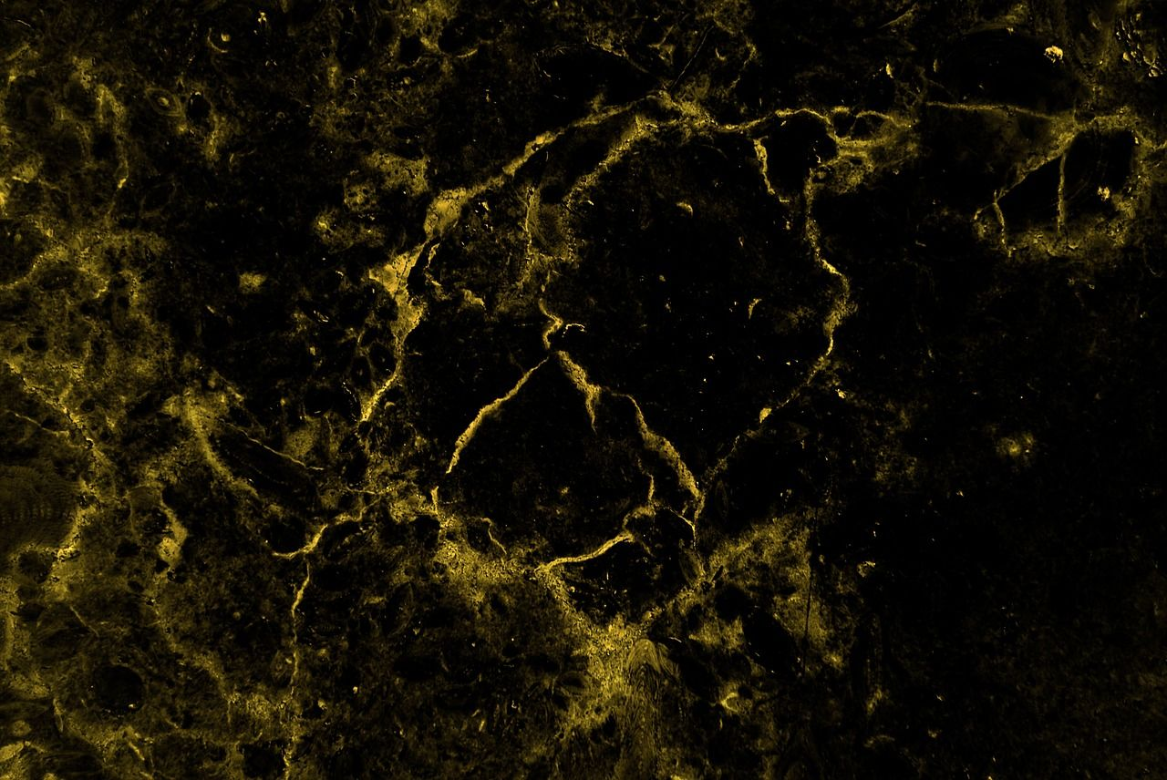 Free Image On Pixabay Marble Abstract Gold Background Black