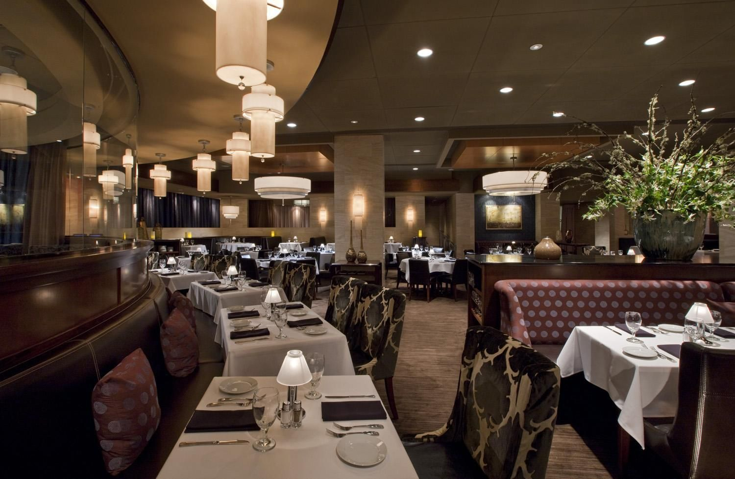 Eddie V S Prime Seafood Houston Interior Designers Interior Design Programs Interior Design Salary