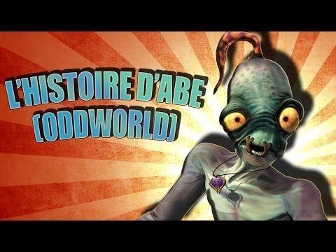 L'Histoire d'Abe (Oddworld) - Des Racines et des Pixels #6 - YouTube