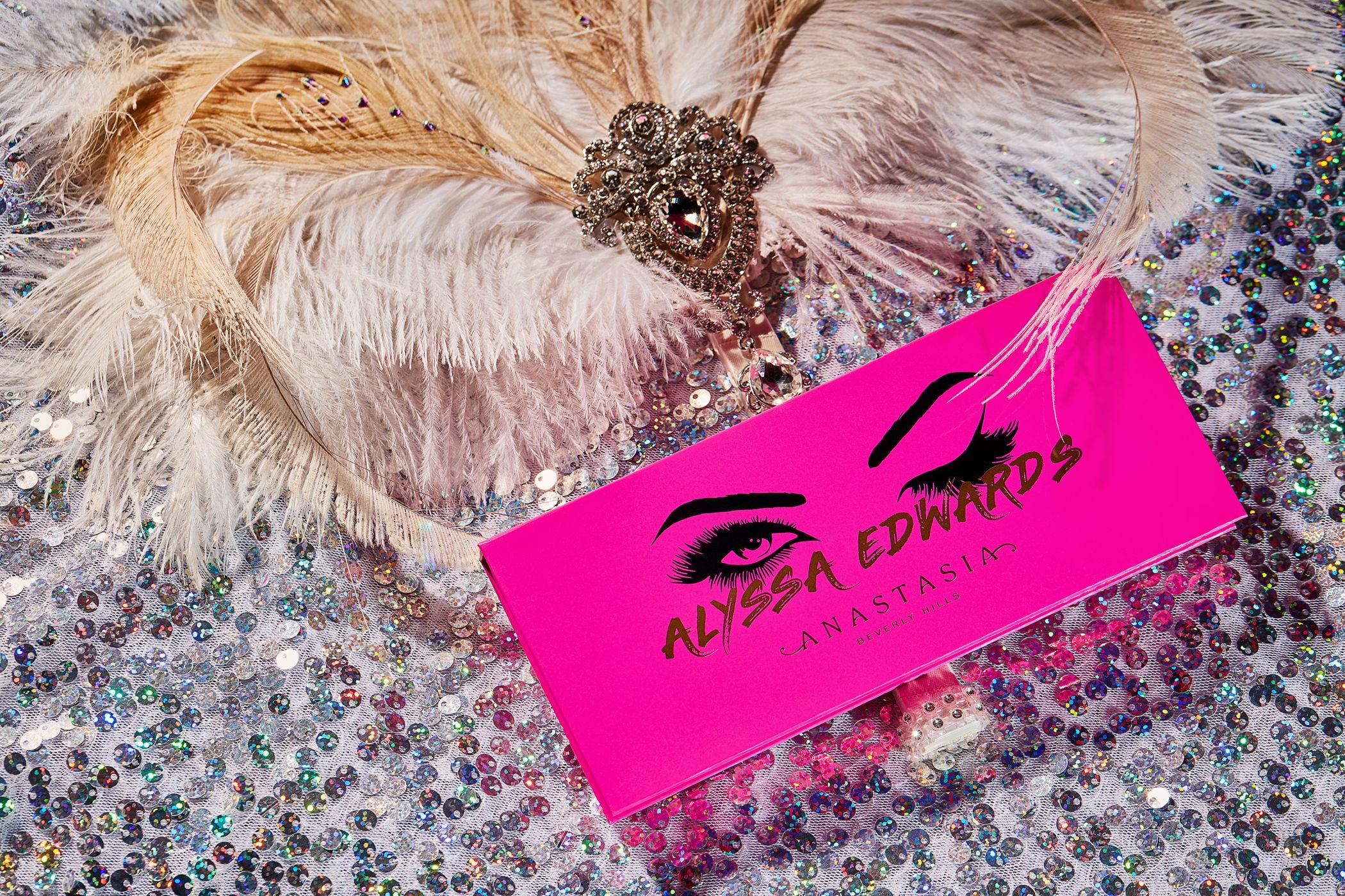 LIMITED EDITION ABH X Alyssa Edwards Beast Fan Launch Edition