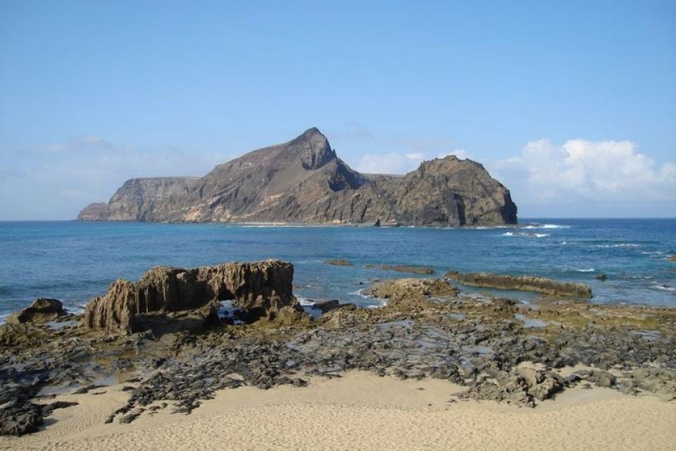 Praia da Calheta (PortoSanto)