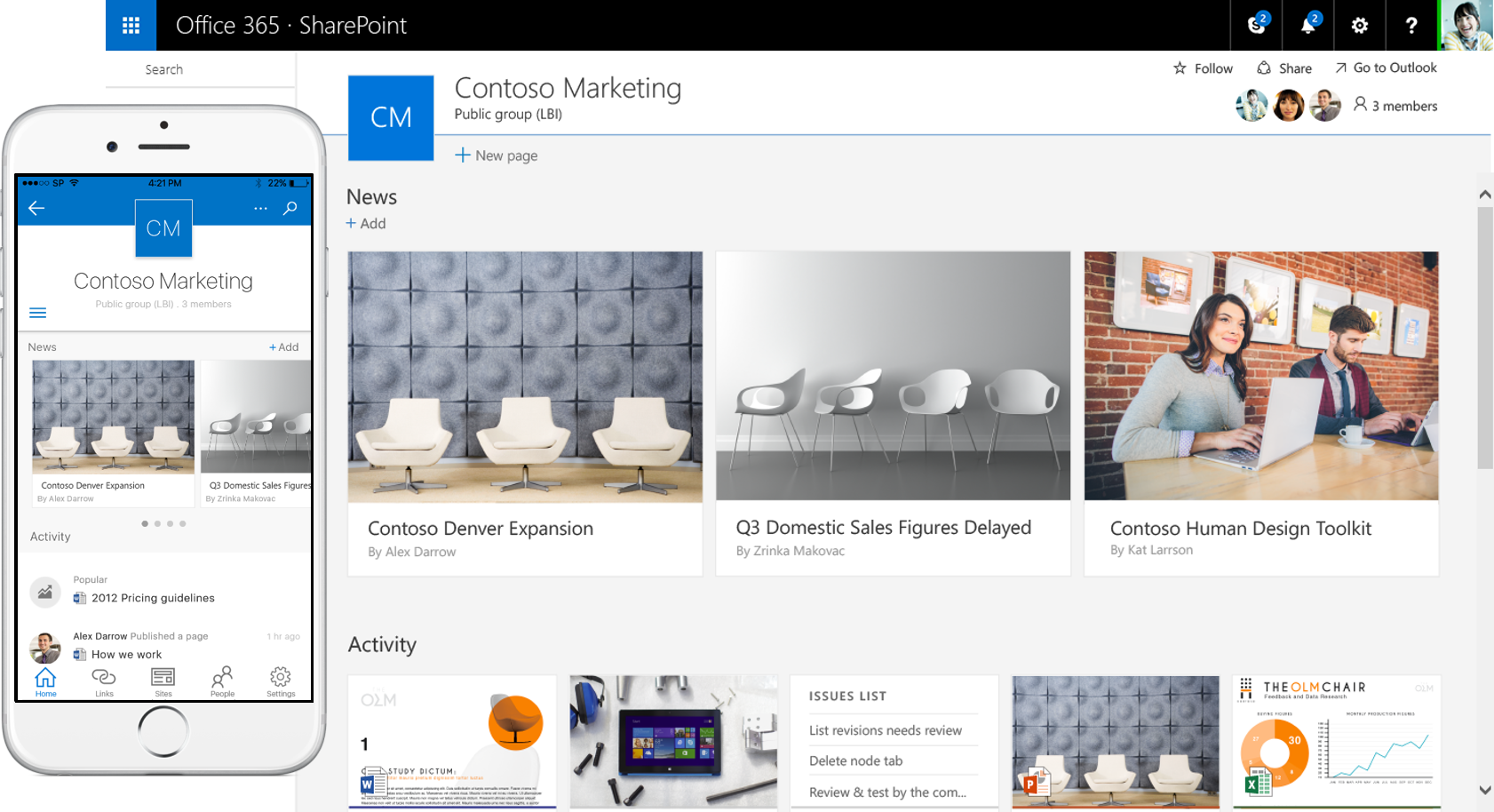 The Future of SharePoint - Office Blogs | Information Technology ...