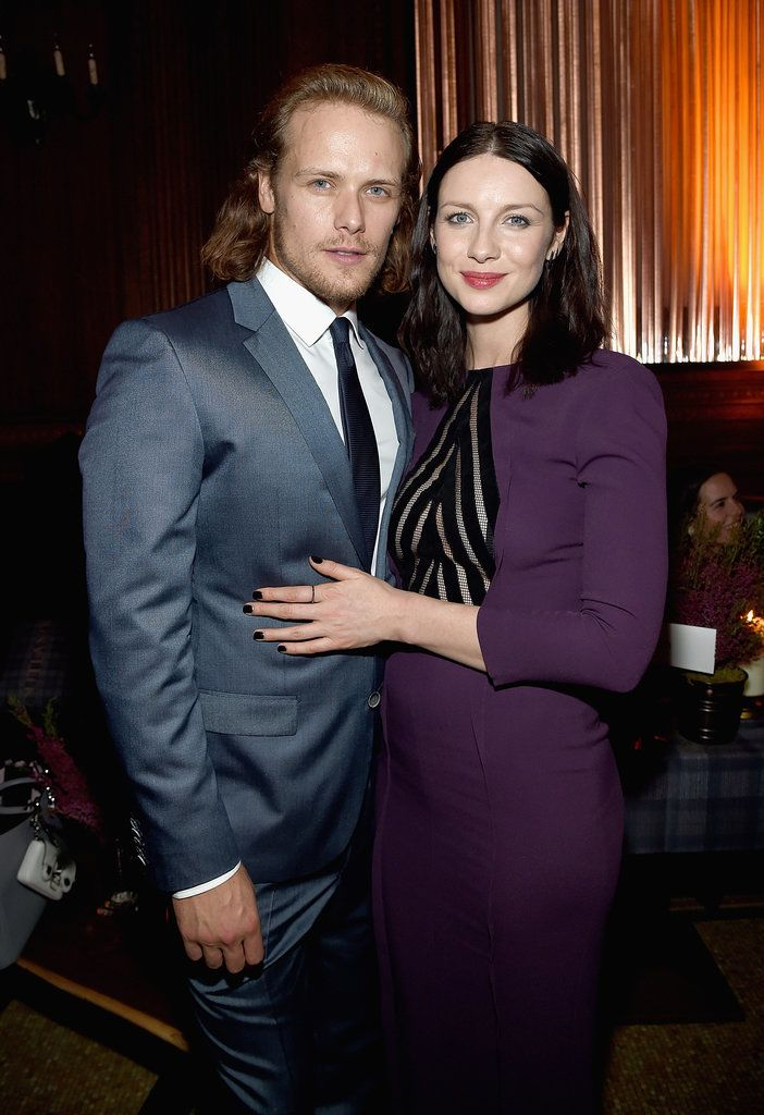Outlander Stars Dating In Real Life
