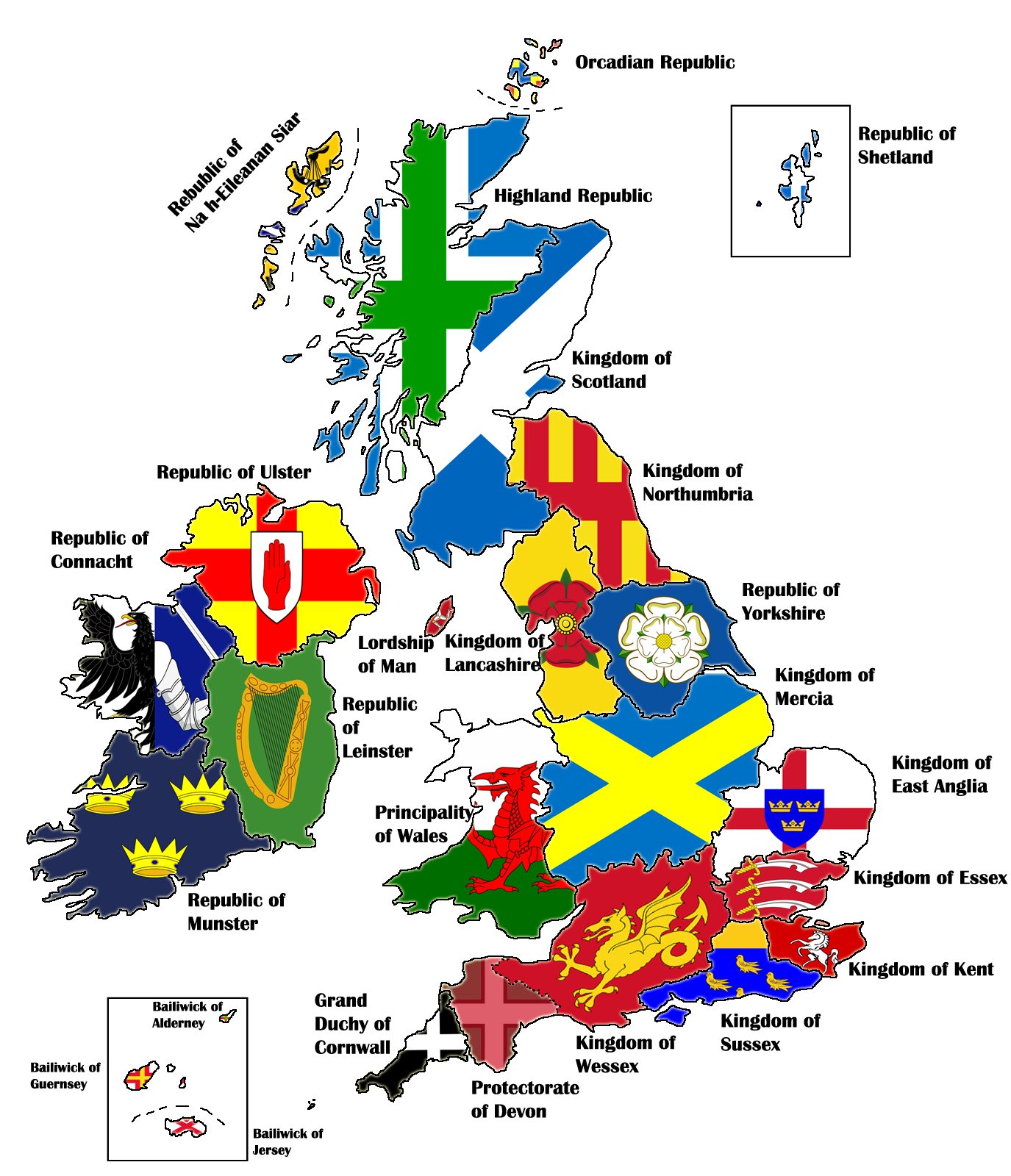 England Map, Historical Maps