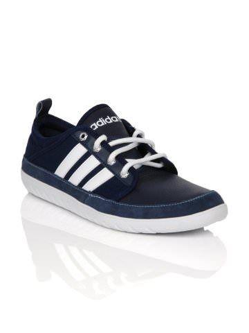 Adidas Neo Men Rugged Sail Navy Blue Shoes &#124; Myntra via @Myntra.com <