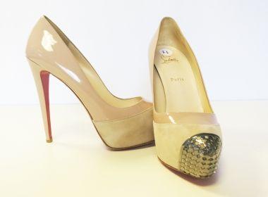 Used Christian Louboutin Women s Shoes Pumps  1d498bc1c9