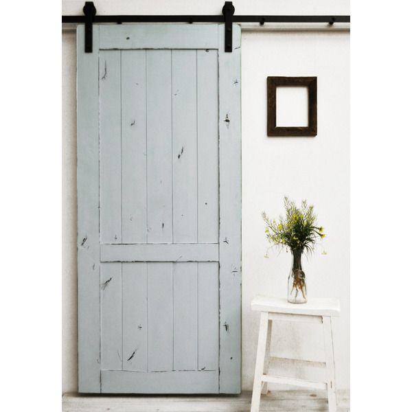 Dogberry Country Vintage 82 inch Barn Door by Dogberry Collections