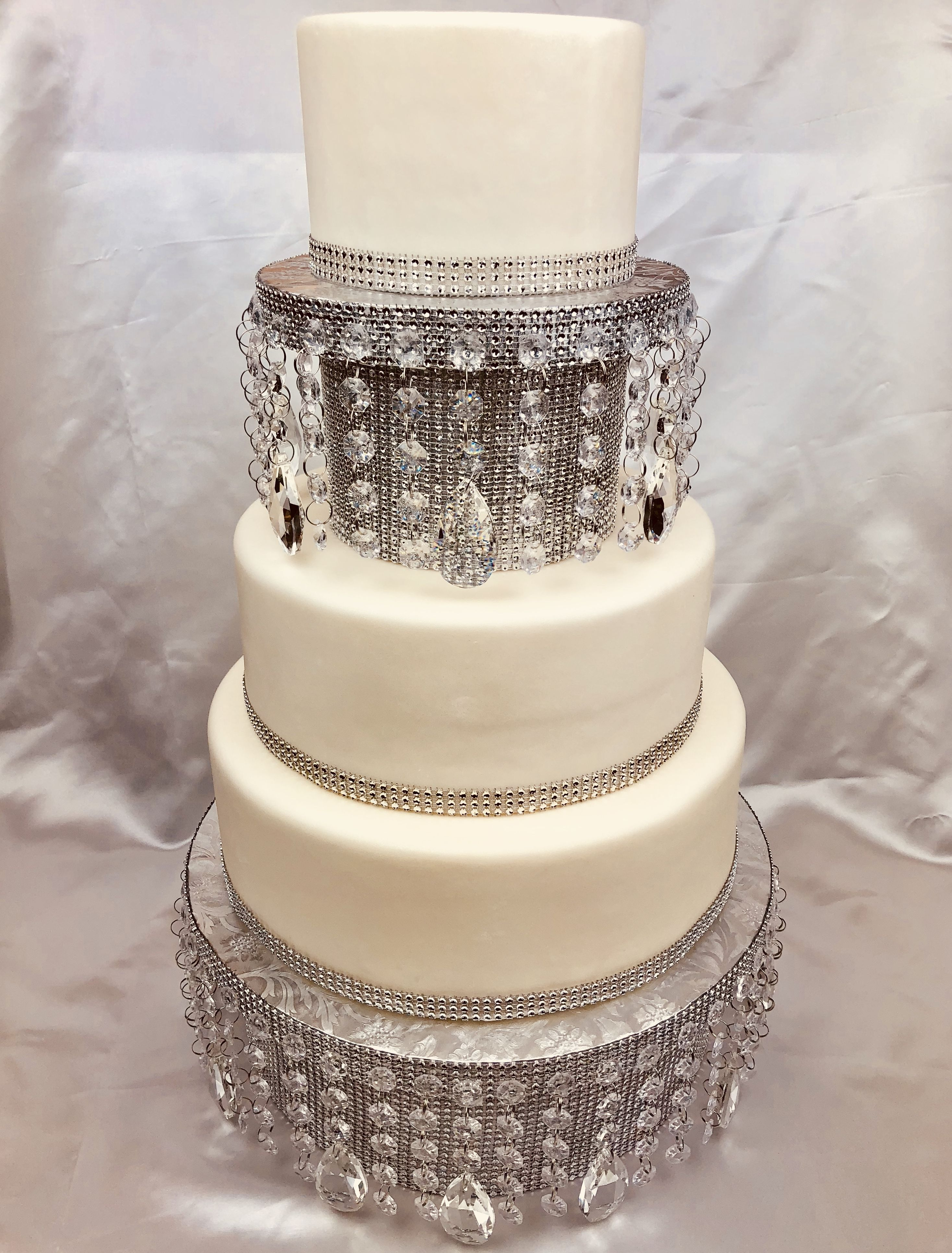 Wedding Cake Stand 8\