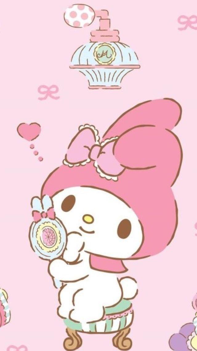 Explore Sanrio Wallpaper Kawaii And More WallpaperKawaii WallpaperWallpaper SMy Melody WallpaperHello Kitty