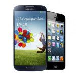 The Latest Mobile Phone War: Samsung Galaxy S4 v/s iPhone 5