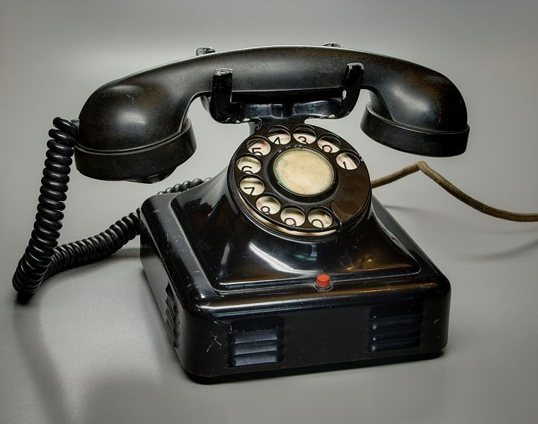 Remember When Telephones Looked Like This Phone Vintage Telephone Telephones