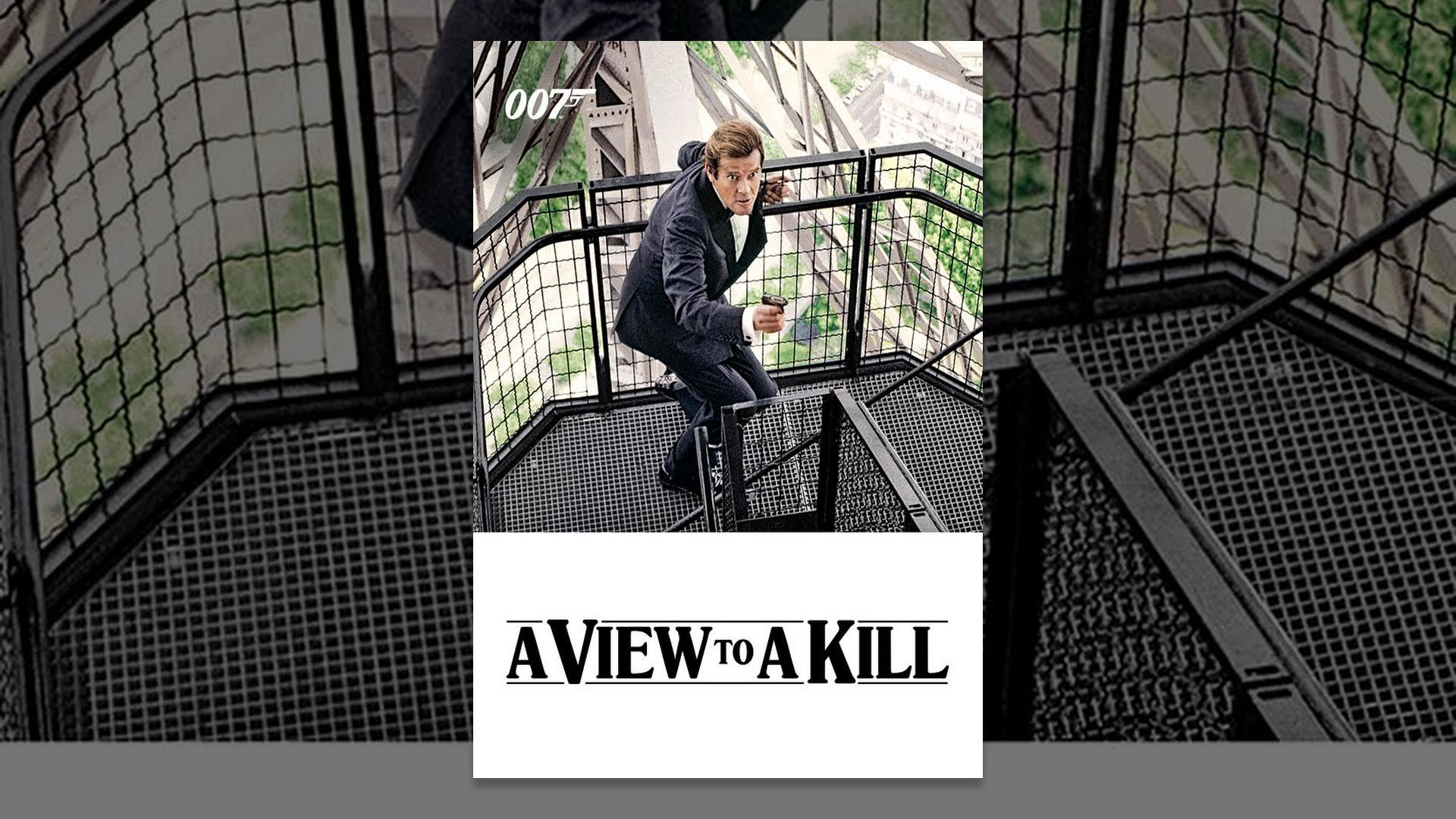 A View To A Kill The Best Films Youtube Movies James Bond