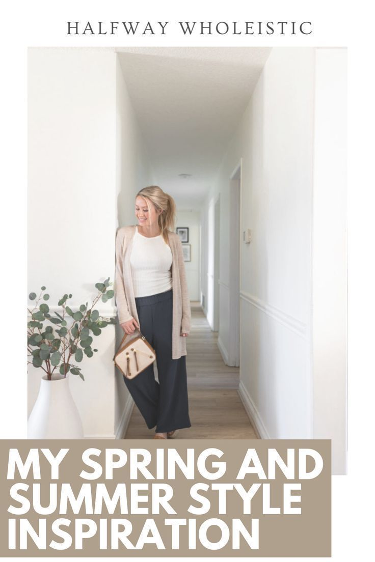 Click here for summer style inspiration on Halfway Wholeistic! I grabbed a few staples