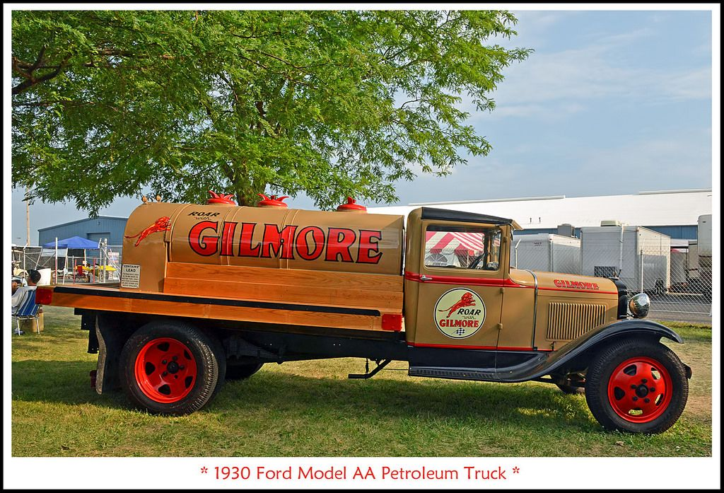 Spectacular 1930 Ford Model AA Petroleum Truck | Car photos, Ford ...
