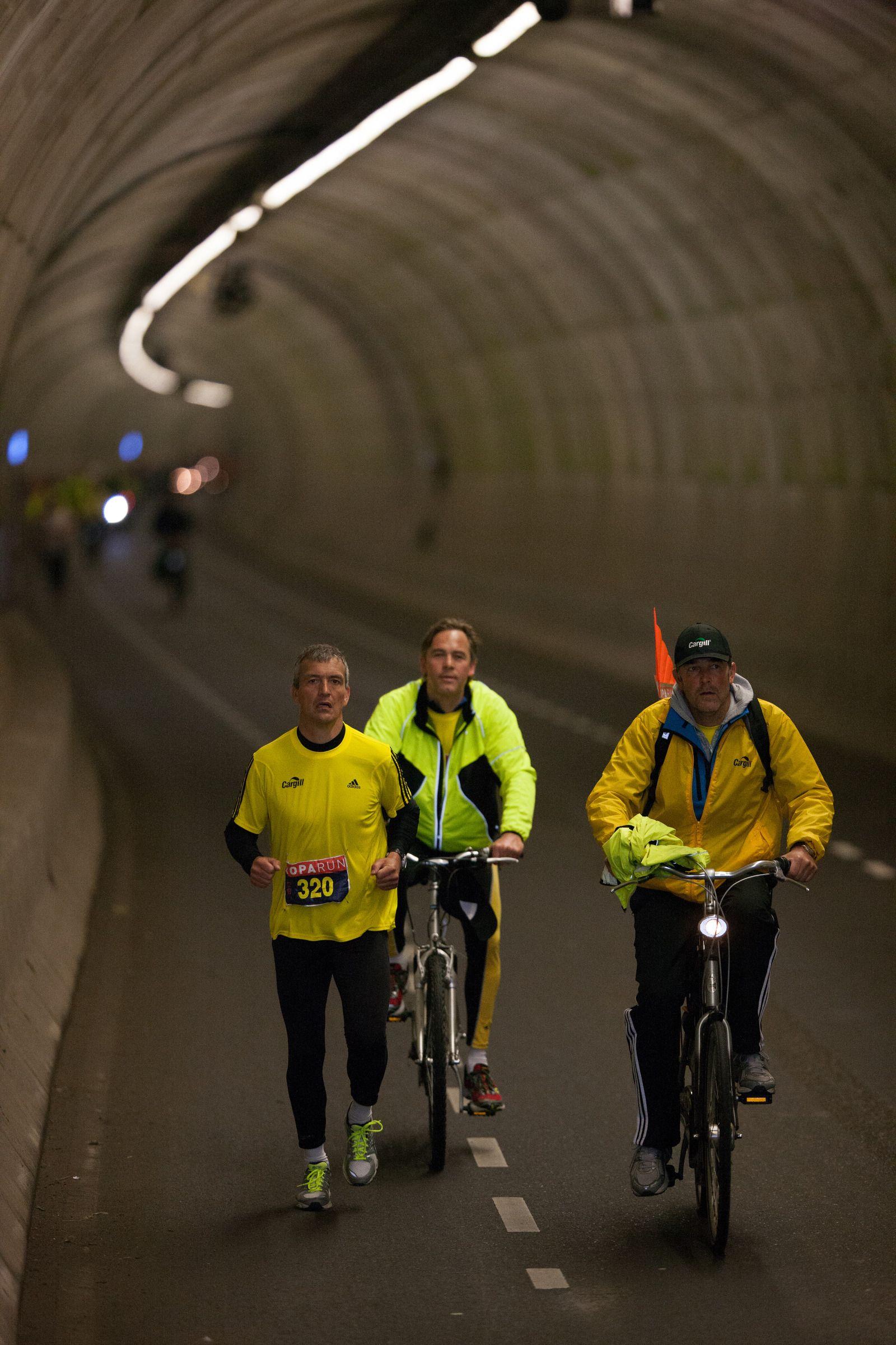Team 320 CARGILL COCOA & CHOCOLATE RUNNERS - uit België