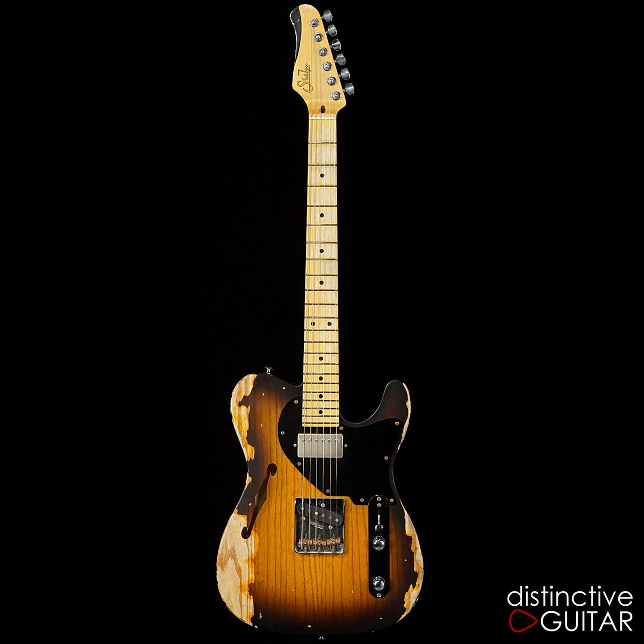 Anderson Guitar Wiring