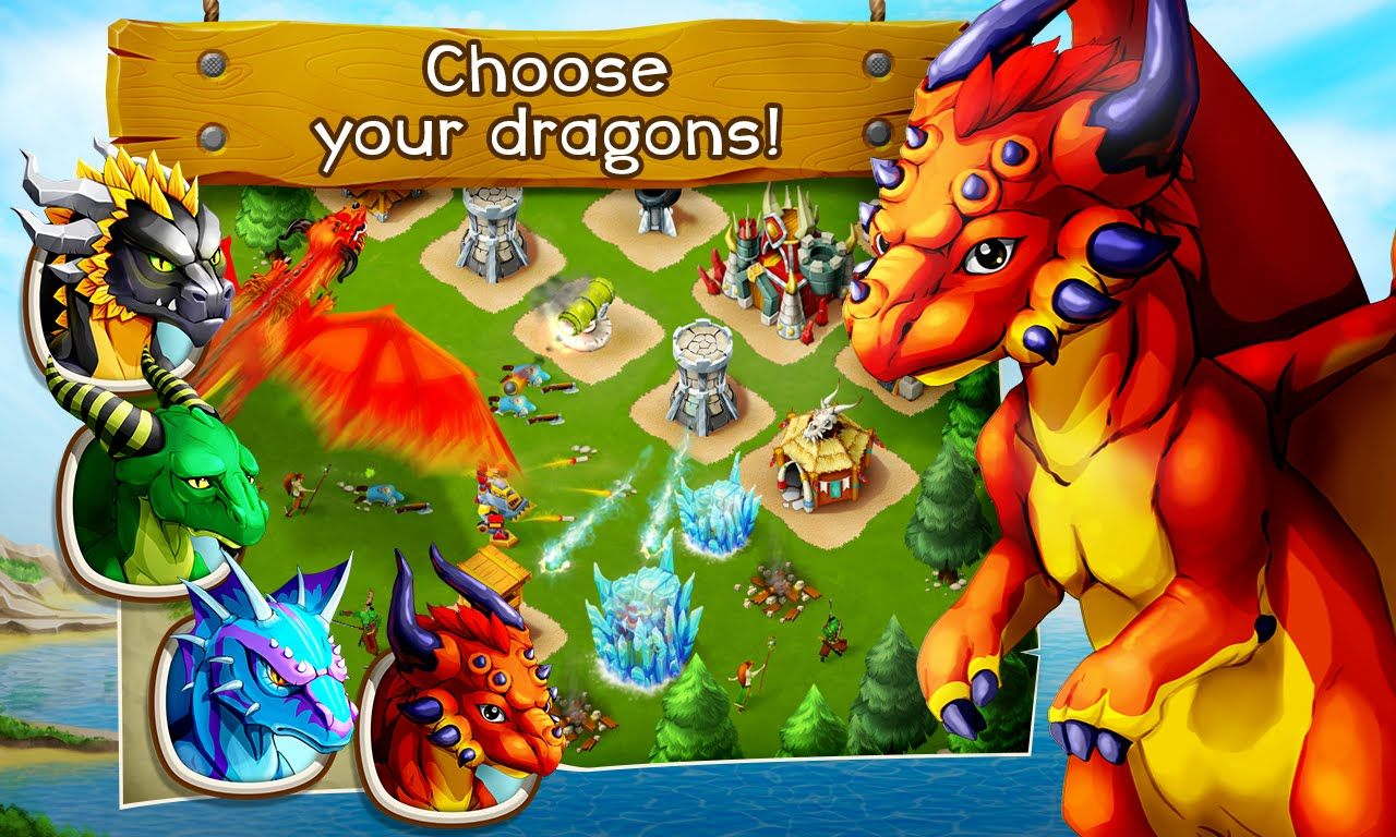 Clash of Dragons Clash of Dragons is an Actionadventure
