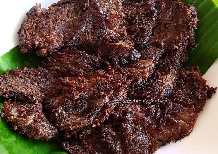 Resep Empal Gepuk Oleh Xander S Kitchen Resep Resep Makan Malam Makanan Dan Minuman Resep