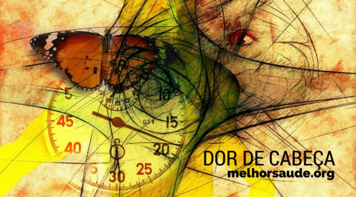 DOR DE CABEÇA melhorsaude.org  melhor blog de saúde