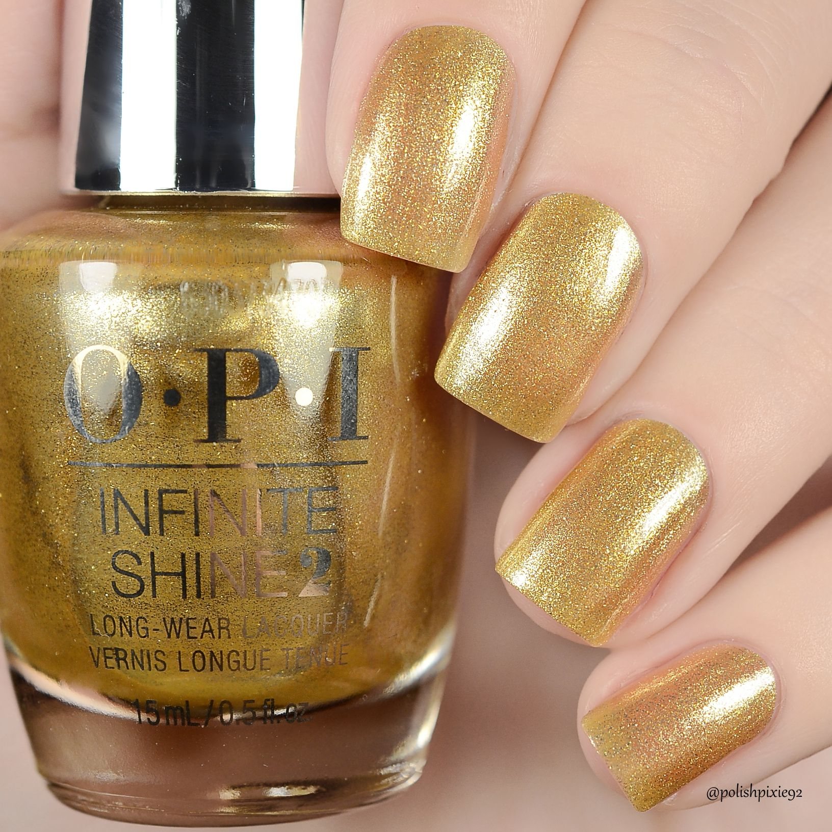 Opi The Nutcracker And The Four Realms Dazzling Dew Drop By O P I The Nutcracker And The Four Realms Collection Winter 2018 Nails Opinutcracker Swat Nail Polish Golden Nails Colorful Nail Designs