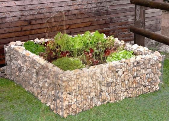 gabion raised beds gabion pinterest rund ums haus runde und g rten. Black Bedroom Furniture Sets. Home Design Ideas