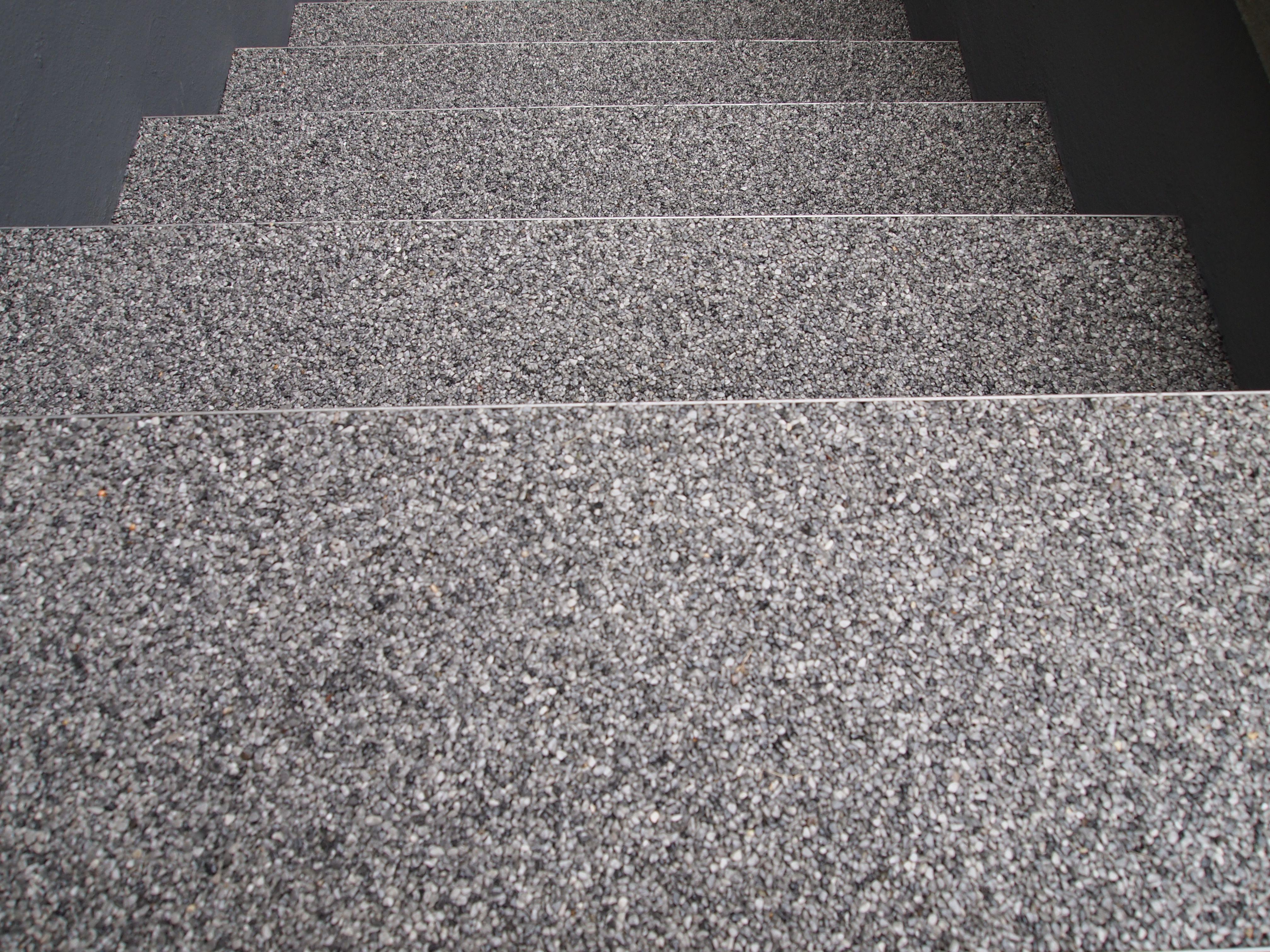 Steinteppich Treppe steinteppich treppen belag home treppe und hausbau
